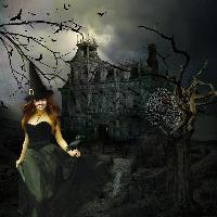 Brenda, The Happy Witch