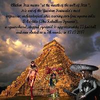 seven wonders - chichem izta