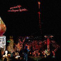 Christmas lights in Corpus Christi