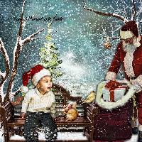 Anderson Meets Santa