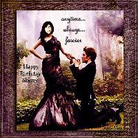 ~Happy Birthday Sherry, 2010~
