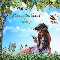 Happy Birthday Sherry