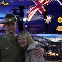 Proud Parent of an Australian Soldier