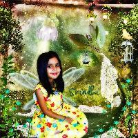 ~In Fairy World, Srinidhi~