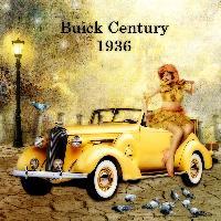 ~Buick Century 1936~