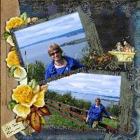 Lake Taupo Oct 2010
