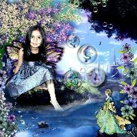 Srinidhi-Magic Bubbles