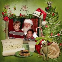 Anderson plus Santa Don't Mix