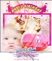 Leah`s 1st Birthday 3