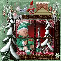 Santa's Little Helper...Naptime