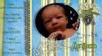 Baby Announcenets