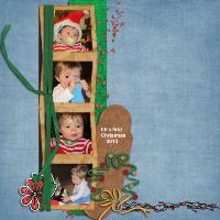 Eli's first Christmas