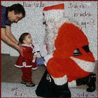 Dear Santa, for Breck
