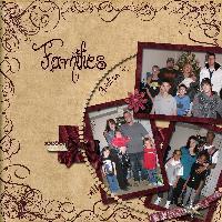 Christmas 2010 - Families