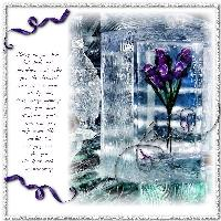 ~ Purple In Ice ~