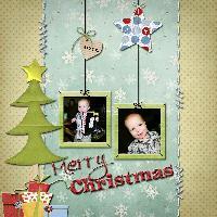 Kaleb Christmas 2010