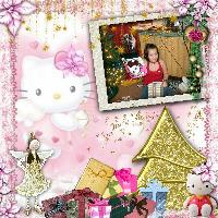 Shi Xmas 2010-Hello Kitty