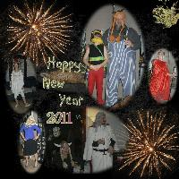 Happy New Year from the Gallic village