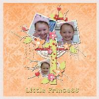 LIttle Princess Kylah