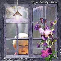Happy Birthday to My Dear Friend Annita