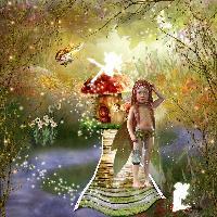 Flower Leaf Fairy...