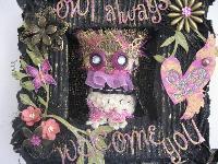 Update owl always welcome you