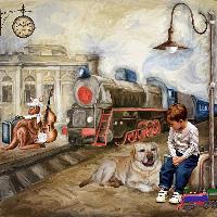 Let`s take a train