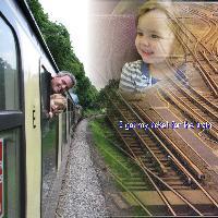 We took the Train