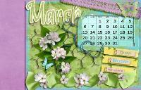 March 2011 DT Calendar