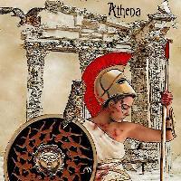 Greek Mythology: Athena