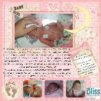 Please Sponsor Us raising money for BLISS