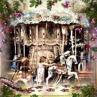 Carousel...Childhood Memories