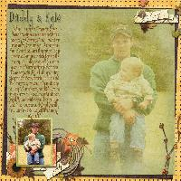Daddy and Kyle