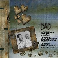 D is for DAD