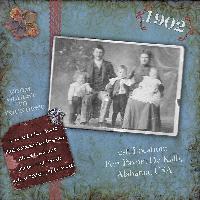 Pendergrass History