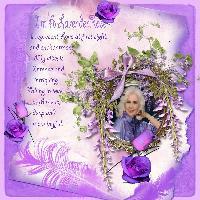 I'm A Lavender Rose