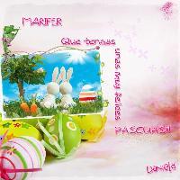 Happy Easter - Marifer