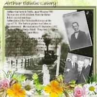 Arthur Edwin Lawry