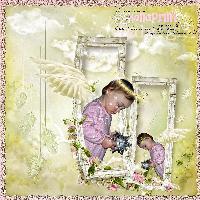 Sweet Angel Baby Leah...