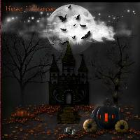H is for Hppy Halloween