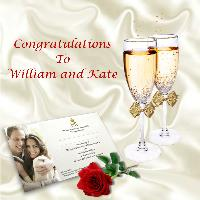 For William and Kate