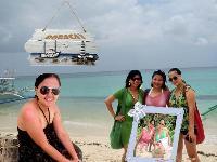 Liz in Boracay 2