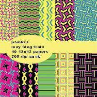 blog train freebie