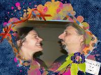 Catherine en Hans