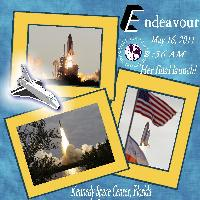 Endeavour's Last Launch!