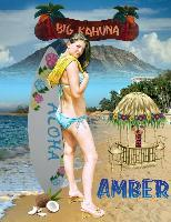 THE BIG KAHUNA_amber