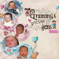 Grammy's Precious Li'l Gems