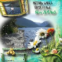 Nelson Lakes, NZ