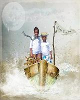 The sea calls us