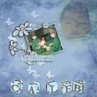 Scrap Baby Caleb